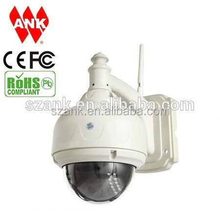 1000TVL 10X PTZ mini high Speed dome Camera C-H4RO ptz camera wiper super controller