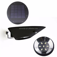 2W Solar Lighting Kits For Outdoor Stair With Human Sensor