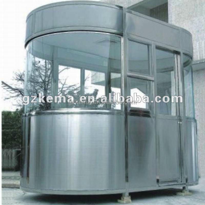 Steel Structure Movable Container Security Guard House