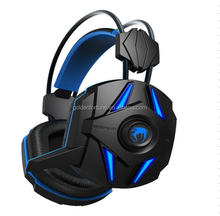 computer headphone /headset with LDE light and game headphone /headset with 3.5mm plug /USB