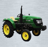 small farm tractor 2WD 35hp HW350