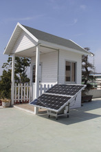 New products solar panels portable 800W mini home solar generators with inverter