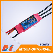 Maytech brushless dc motor controller 55A for Quadcopter UAV
