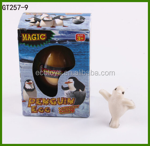Growing Hatching Dinosaur Egg Toy Growing Penguin Eggs