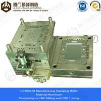 Xiamen A.S.E OEM Manufacturing Mold Parts for taco maker