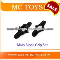 SM 9100 RC Helicopter spare parts Main Blade Grip Set