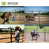 hot dipped galvanized flexible horse fence for sale