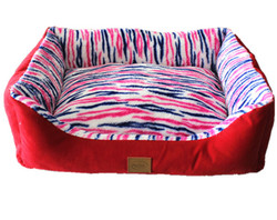 2015 new styles dog bed rattan for large dog