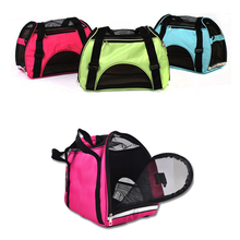 Folding Travel Pet Backpack Dog Carrier Bags Pet Package For Sale