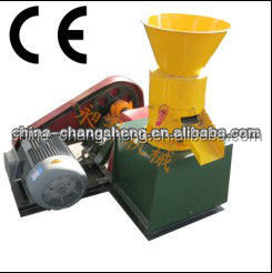 CS 2014 hot sale rice husk and woodchips pellet making machine for sale