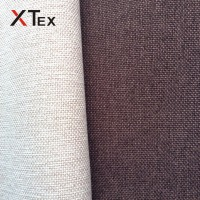 alibaba faux linen fabric for hotel pillow cover,sofa upholstery from chinese supplier