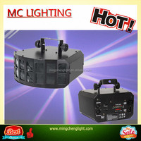 China factory supplier LED double butterfly stage light