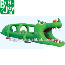 2012 New Crocodile Sliding Inflatables