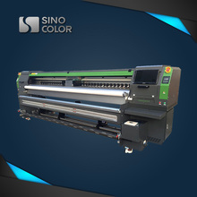 Roll to roll uv printer inkjet printer flex banner printing machine