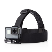 Kaliou Go pro Head Strap For <strong>Gopros</strong> 7 6 5 4 3+ 2 1 Yi 4K Sj4000 Sj5000 Sj8 pro Ekens H9 Action Camera Accessories