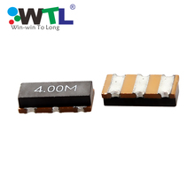 10.000MHz 3 Pin SMD ZTT Ceramic Resonator
