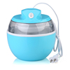 fruit Ice Cream maker with plastic body