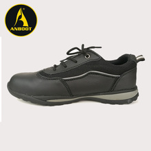 Three D flying weaving casual running safety shoes