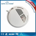Best home sensitive 12vdc smoke detector with rechargable battery
