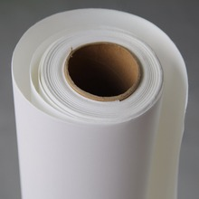polyester latex fabric wall covering roll canvas