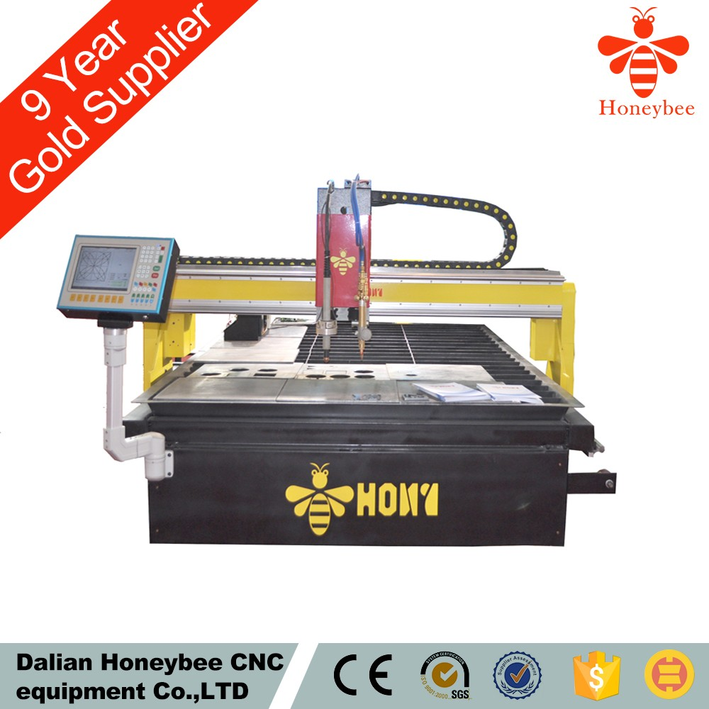 Honeybee cnc plasma cutting table