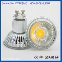 Buy 5W LED COB led spot light gu10, CE Certified, Compliant with ...