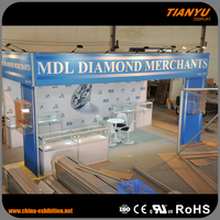 Exhibition Booth System Panel