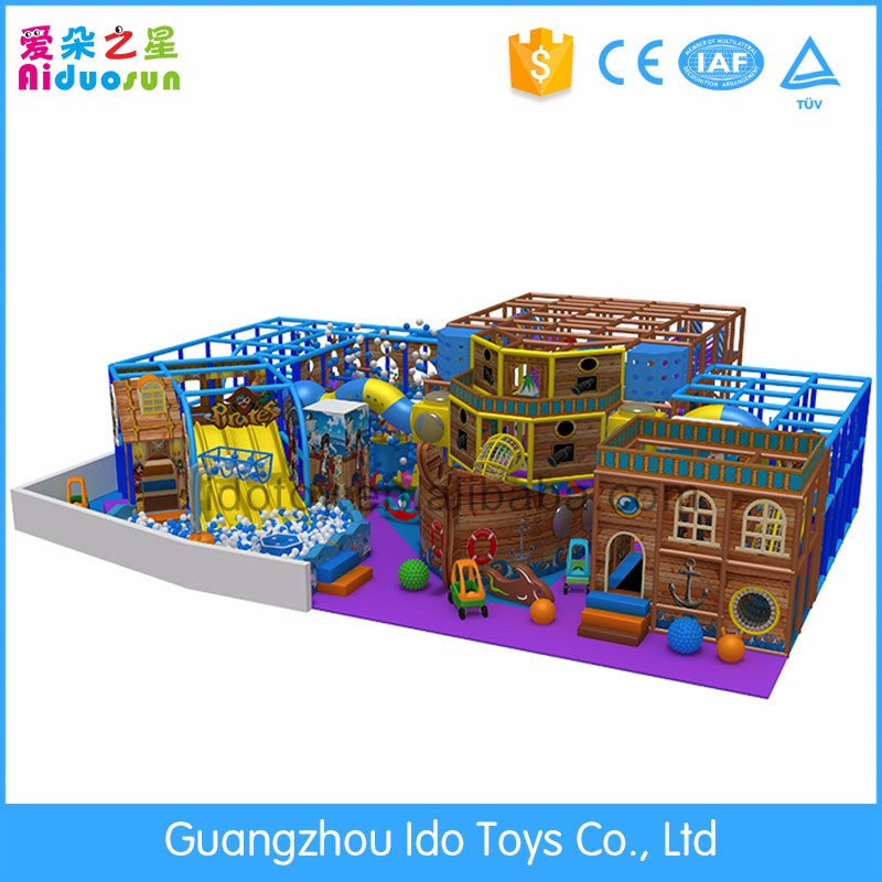 Big commercial kids inflatable indoor playground