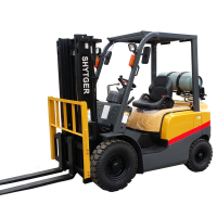 High Quality1.5 Ton Gasoline Gas Nissan Forklift Manual