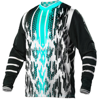 Sublimation motocross jersey