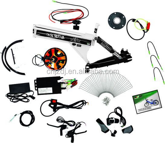 2017 year hot sale good price electric bicycle conversion kits