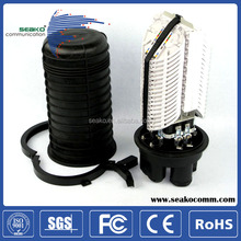 288~576 cores dome type optic fiber cable joint closure