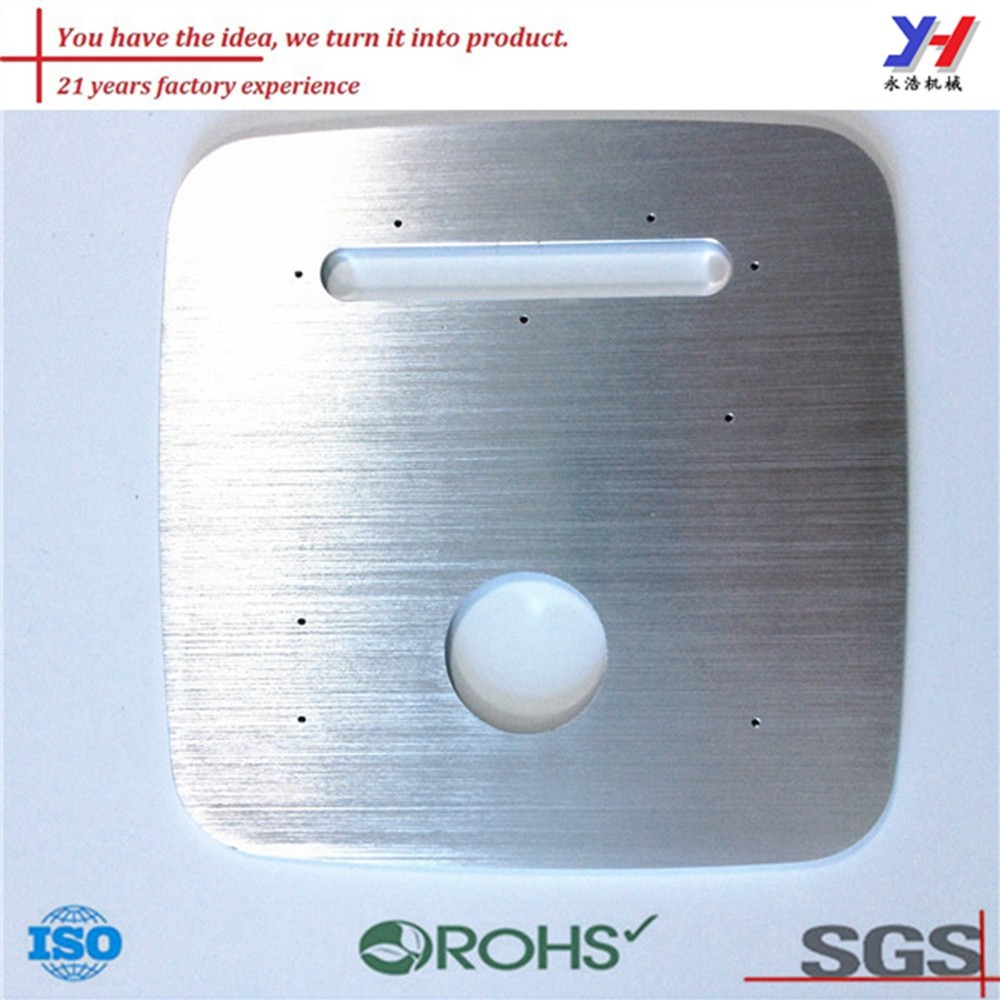 custom as your drawings,stamping aluminum home appliance cover,home aplliance parts