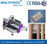 ITG0609 China hobby/ small cnc wood router for different material