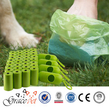 dog dirt waste poop bags with dispenser