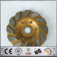 new premium PCD Tools Diamond Cup Grinding Wheel for residues of adhesives and screed