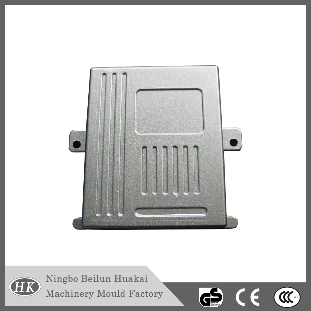ECU shell aluminum alloy die casting spare parts for auto