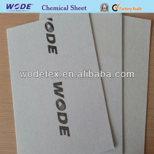 shoes material thermal glue nonwoven chemical sheet