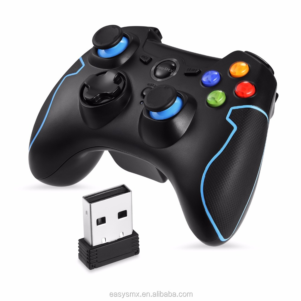 Fast Various Buttons Wireless Joystick Controller PC for PS3 PS4 PC