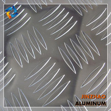 6060 T6 Aluminium Embossed Sheet plate with lowest price