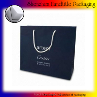 High Quality Burberry Gift paper bag For Wholesale fashion design