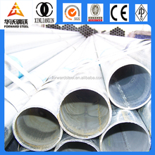 Hot Dip Galvanized iron Pipe & Galvanized steel Pipe factory nippon steel pipe