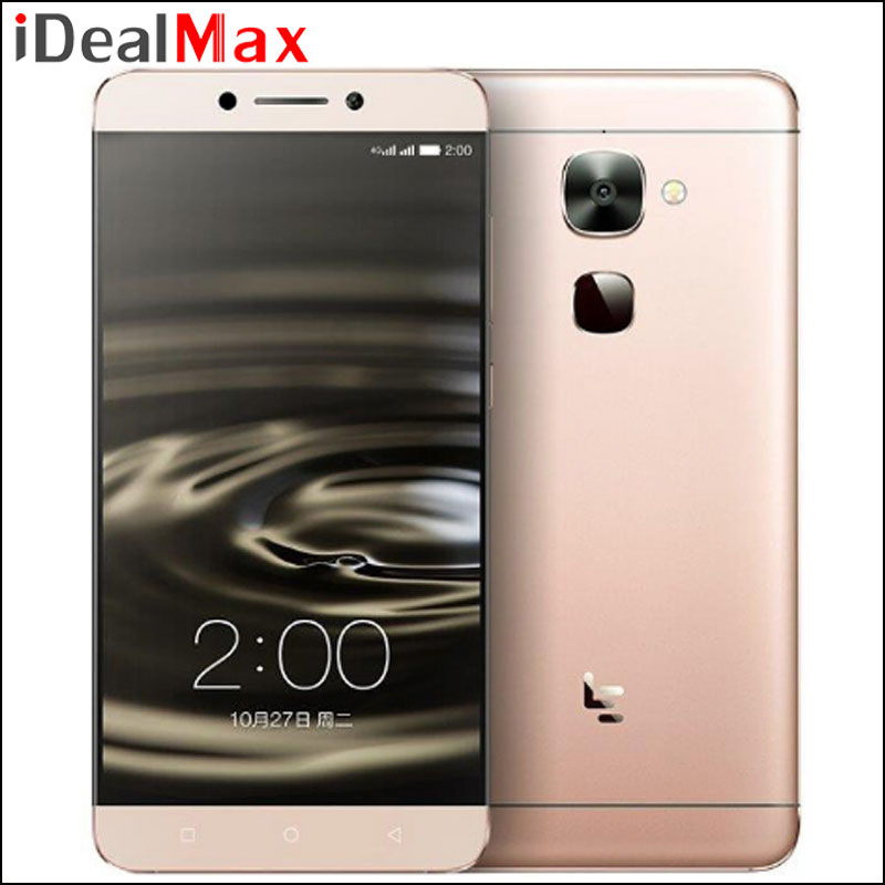 "Original Letv Le 2 LeEco X620 Helio X20 MTK6797 Deca Core Smart Phone 3GB RAM 32GB ROM 5.5"" 1920*1080 Camera 16.0MP Fingerprint"