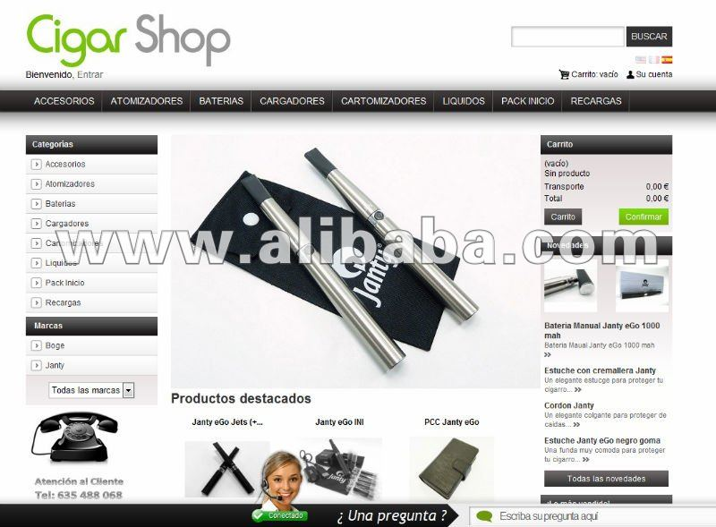 Pack shop online Prestashop