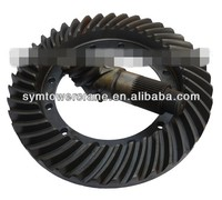 crown and pinion for tower crane