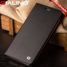 QIALINO dropshipping for iphone 6 leather case wallet case for iphone 6 plus