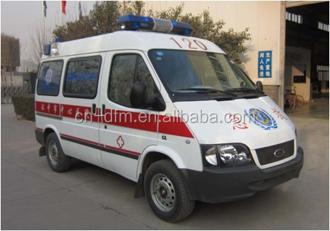 mini ambulance boat ambulance 4x4