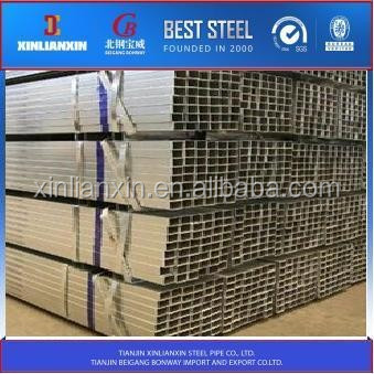 erw sqaure tube pre galvanized square steel pipe!shs square hollow section galv