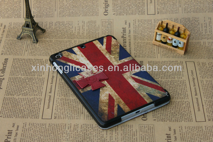 Accessories for Apple Leather smart cover for Ipad mini
