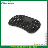 Low price mini keyboard qwerty 2.4G bluetooth keyboard for ipad mini case